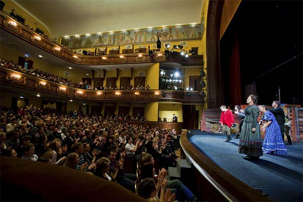 Сонник театр: до чого сниться і що означає сон про театр