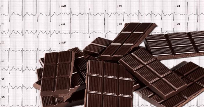 Медики рекомендують вживати шоколад людям з аритмією