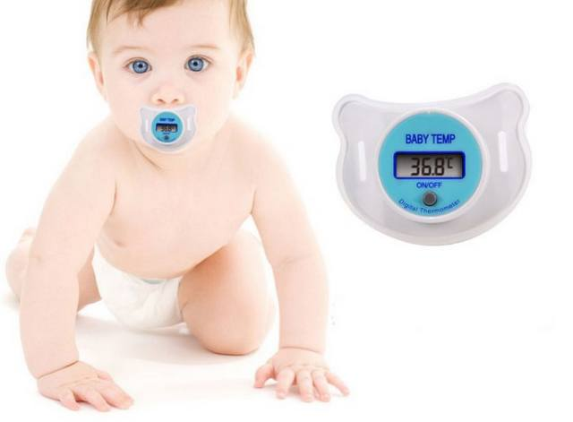 Термометр-пустушка