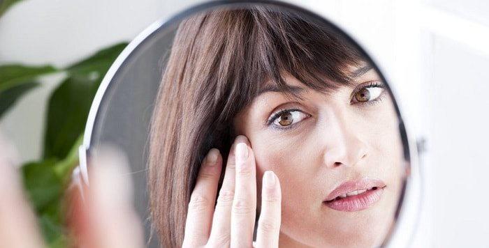 Мімічні зморшки навколо очей - як позбутися?