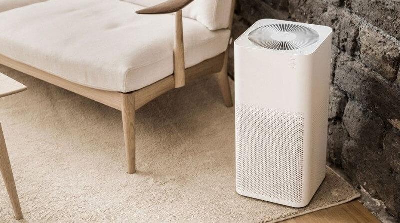 Чем полезен очиститель воздуха?
