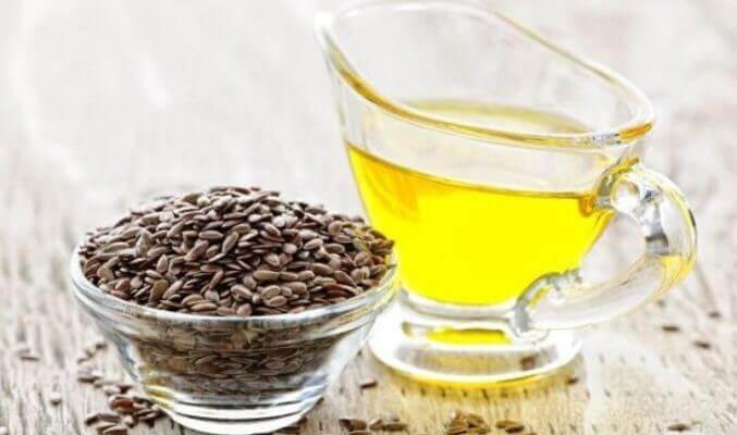 Рецепти приготування насіння льону для схуднення