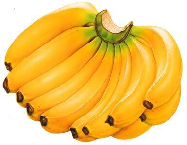 Бананова дієта на 7 днів: