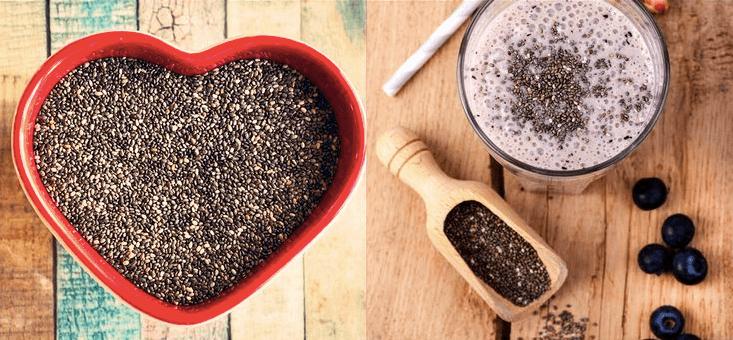 Як приймати насіння Чіа - кращий рецепт
