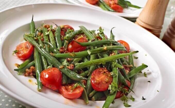 Салатні дієти для схуднення