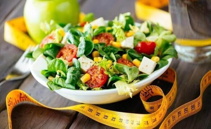 Кращі салати для схуднення