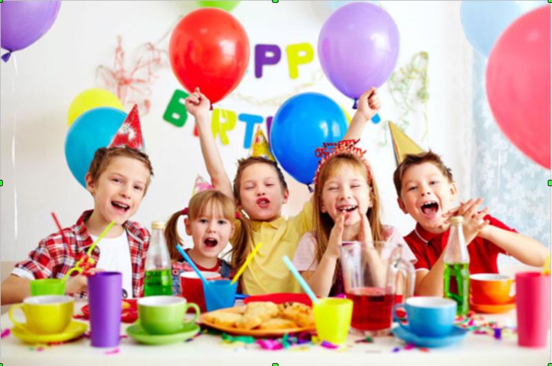 Дитячі свята: правила організації