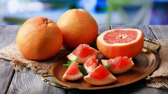 Якщо з'їдати по грейпфруту на день, що буде?