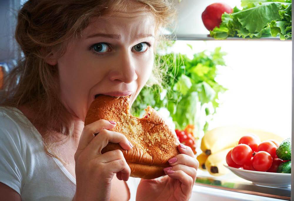 Як перемогти почуття голоду?