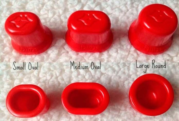 «Присосок» для моментального збільшення губ