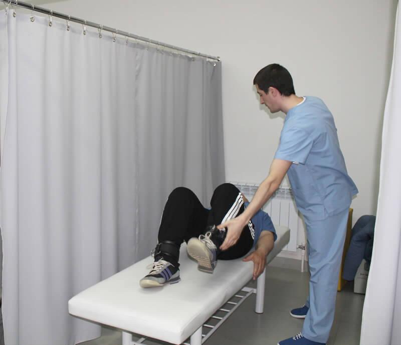 Кінезіотерапія в реабілітації