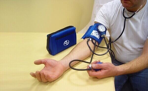 Правила вимірювання артеріального тиску