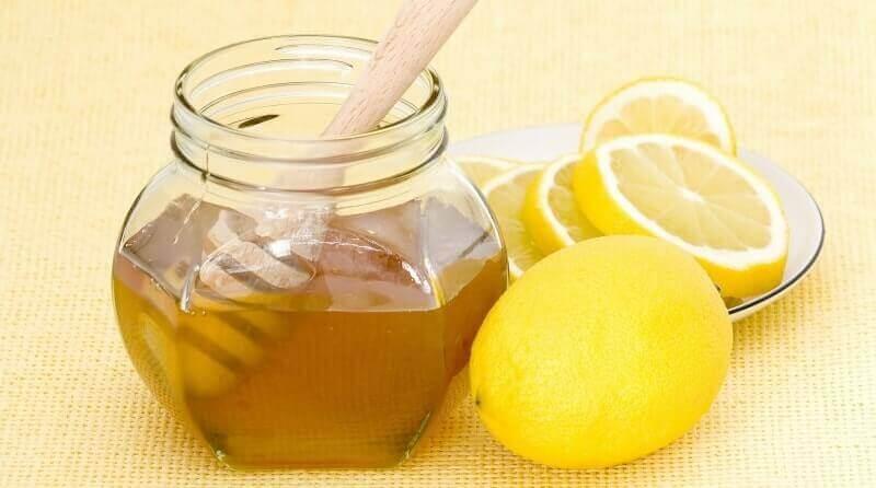 Мед і лимон ефективно підвищують артеріальний тиск