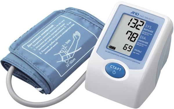 Тонометр для вимірювання тиску