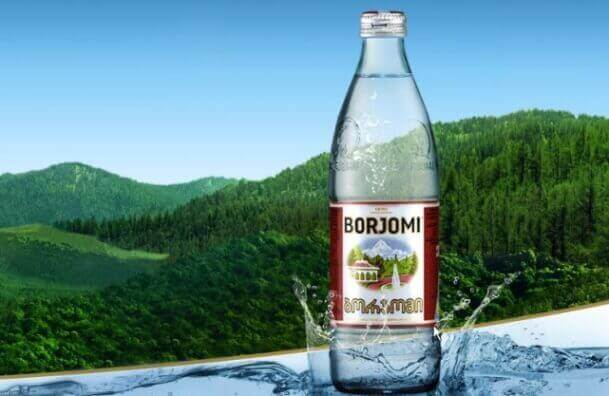 Корисні властивості мінеральної води «Боржомі»