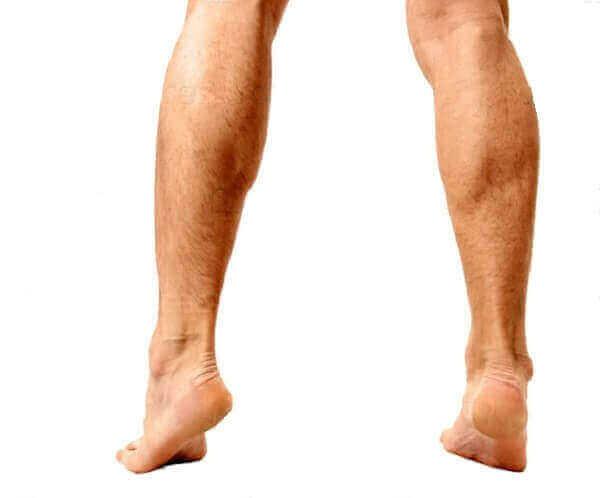Варикоз на ногах у чоловіків