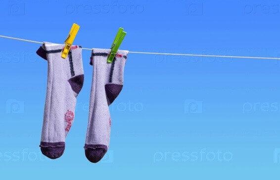 Шкарпетки погано пахнуть