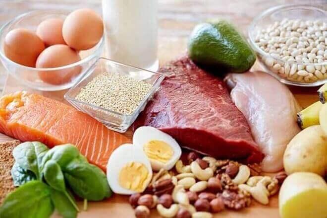 Як підвищити гемоглобін продукти