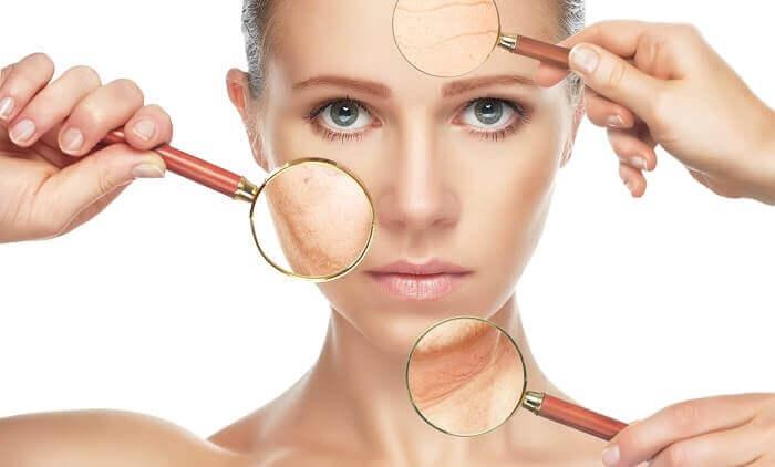 Як уникнути зморшок через зневоднення шкіри?