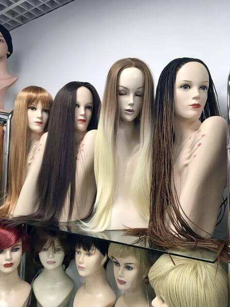Магазин волосся TOPWIGS: шиньйони, перуки, канекалони для вашої краси