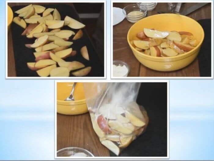 Картопля по-селянськи з м'ясом в духовці