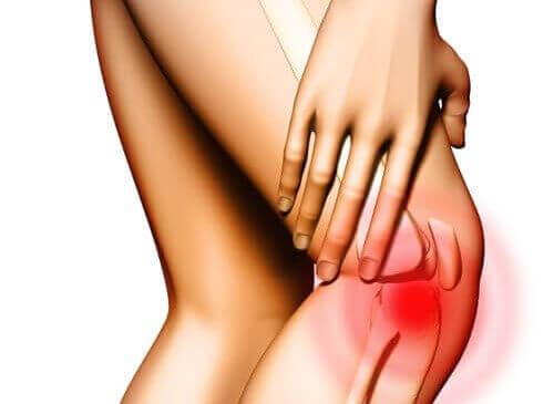Лікуємо біль в колінах в домашніх умовах