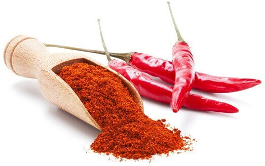 Застосування настойки червоного перцю