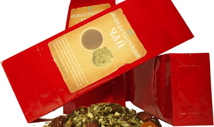 Монастирський чай від гіпертонії
