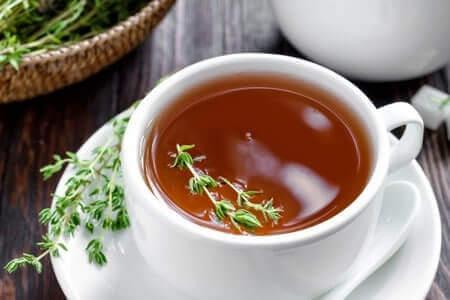 Одним з найбільш результативних засобів для потенції є чай з чебрецю
