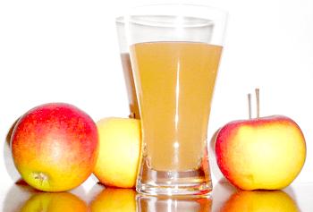 Очищення жовчного міхура яблучним соком