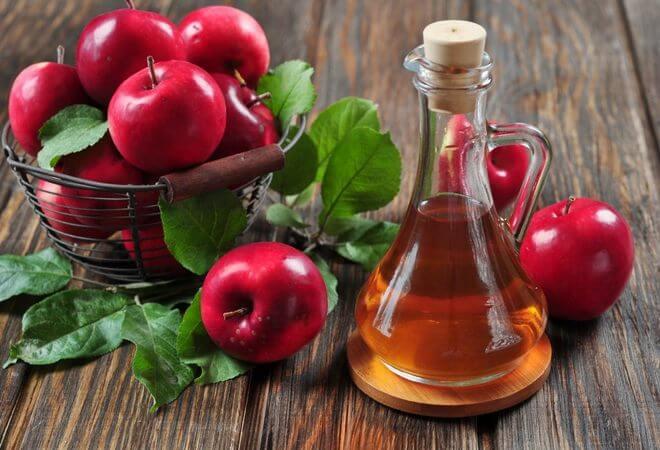 Як приймати яблучний оцет при високому тиску