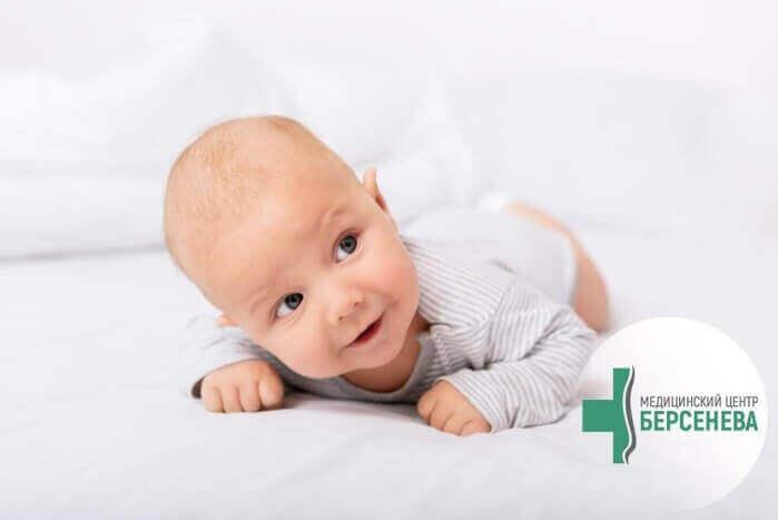 Ребенок в 3 месяца не держит голову
