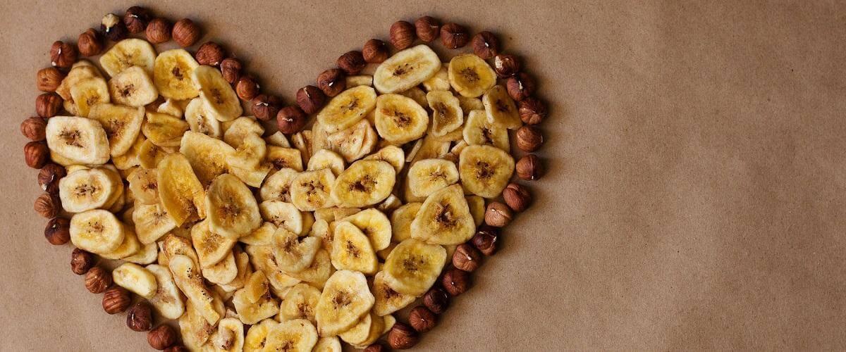 Користь і шкода бананів для серця і судин