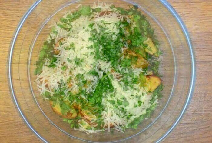Готуємо смачну і ароматну картоплю з сиром