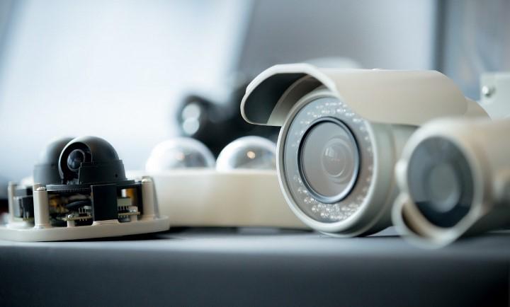 Камеру видеонаблюдения