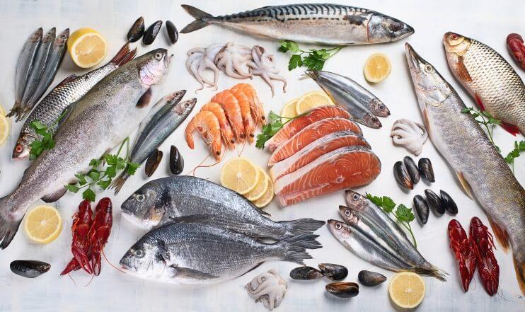 Почему морская рыба полезней речной