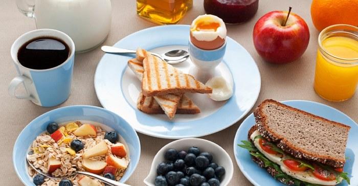 Секрети здорового сніданку