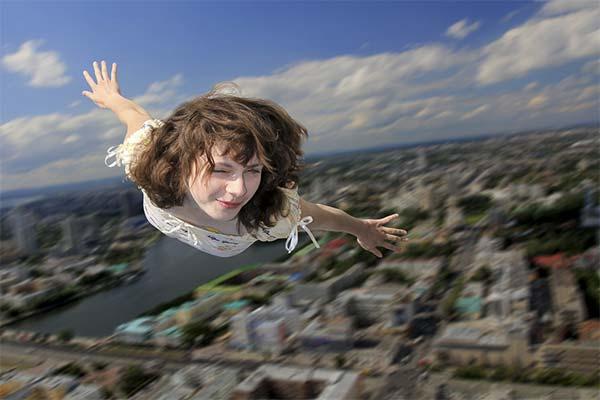 Сонник літати: до чого сняться і що означають сни про польоти