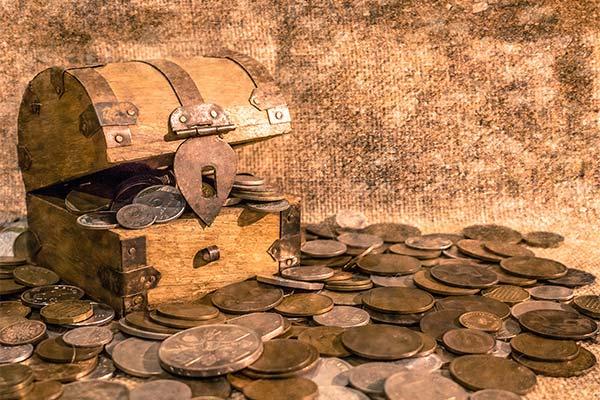 Сонник знайти скарб: до чого сниться і що означає сон про знахідку скарбу