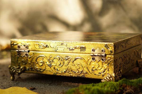 Сонник скринька: до чого сниться і що означає сон про шкатулку