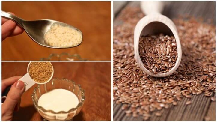Як використовувати насіння льону проти паразитів в організмі?