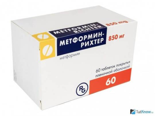 Метформін