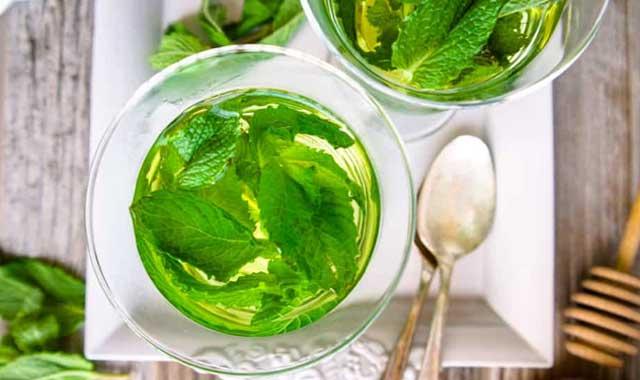 М'ятний чай: користь і шкода