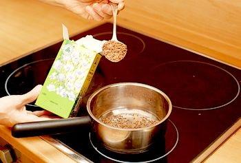 Рецепти з насіння льону