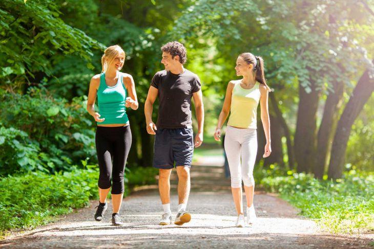 Вчені розповіли, скільки кроків потрібно в день для підтримки здоров'я