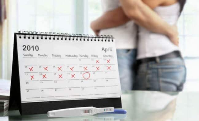Скільки потрібно часу щоб завагітніти?