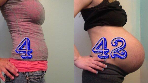42 тиждень вагітності