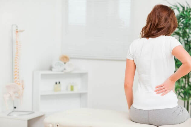 Болить куприк під час вагітності