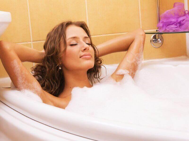 Ванни для схуднення в домашніх умовах