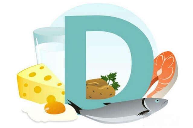 Чарівний вітамін D